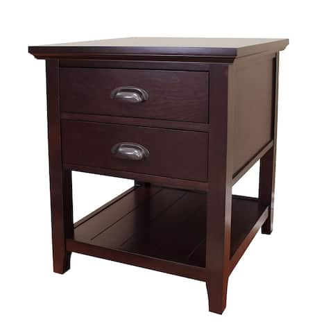 """Lindendale 26"""" H. End Table"""