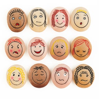 Emotion Stones Set Of 12