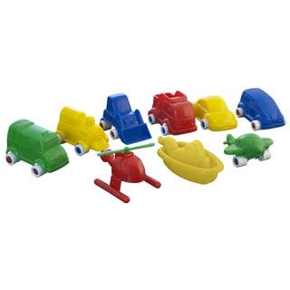 Minimobil, 8-piece set