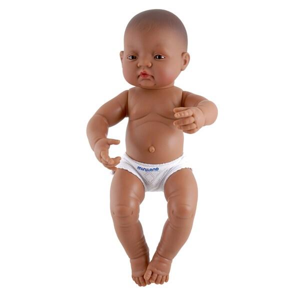 Anatomically Correct Newborn Doll, Hispanic Boy