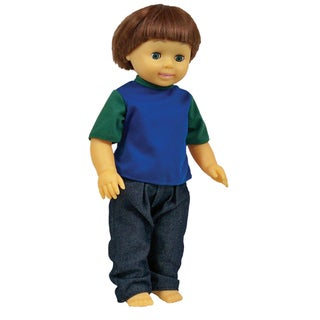 Multicultural Doll, Caucasian Boy