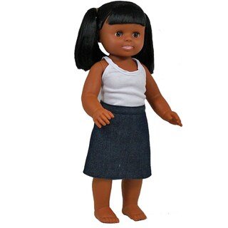 Multicultural Doll, African American Girl