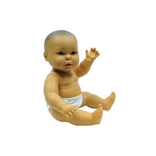"""Hispanic 18"""" Vinyl Baby Doll, Gender Neutral"""
