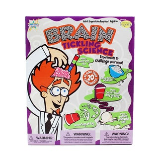 Be Amazing Toys Brain Tickling Science