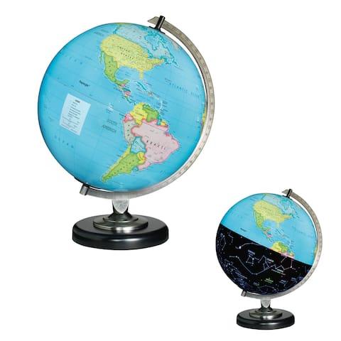 Day/Night Illuminated Globe
