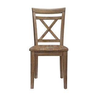 Avenue Greene Lara Natural Desk Chair