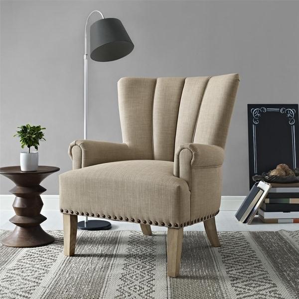 Shop Avenue Greene Talia Accent Chair On Sale Free Shipping