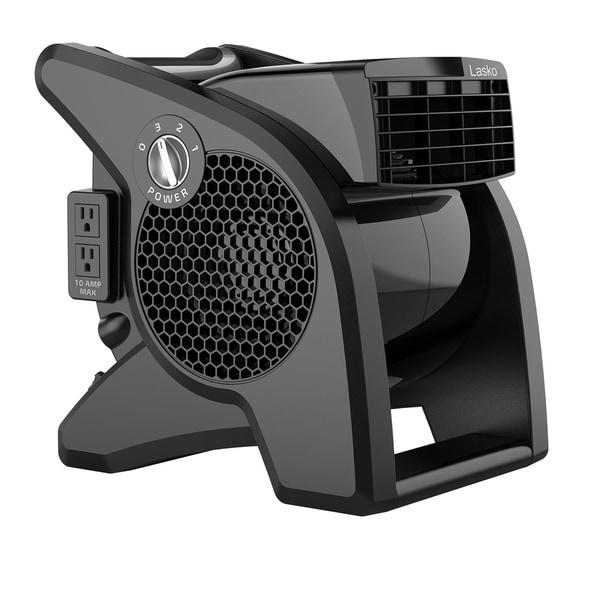 Shop Lasko Pro Performance High Velocity Utility Fan