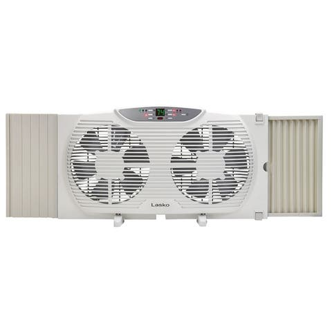 Lasko 9 Twin Window Fan