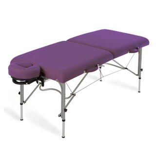EarthLite Luna Lightweight Aluminum Frame Portable Massage Table Package (More options available)