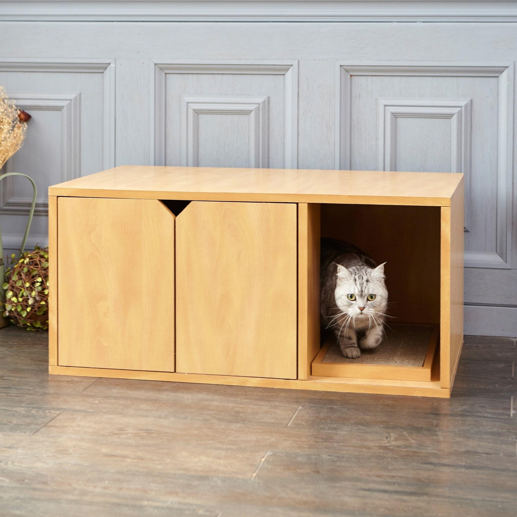 Handmade Eco Modern Cat Litter Box Taiwan