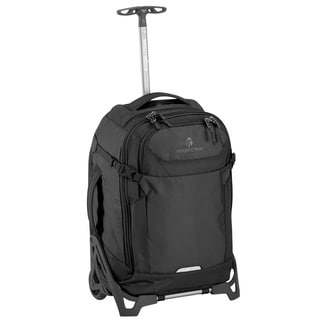 Eagle Creek EC Lync Black 20-inch International Carry On Rolling Suitcase