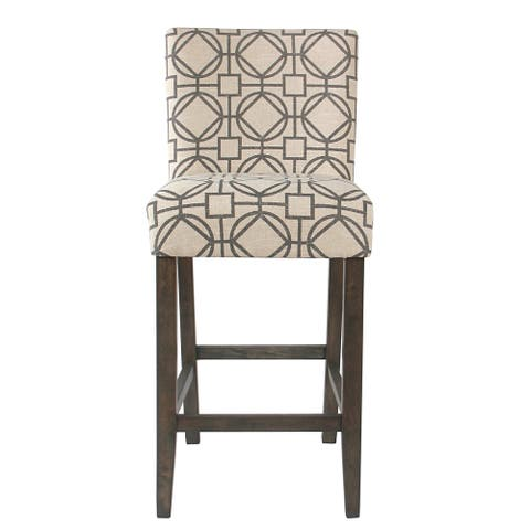 "HomePop 29"" Parsons Barstool - 29 inches"