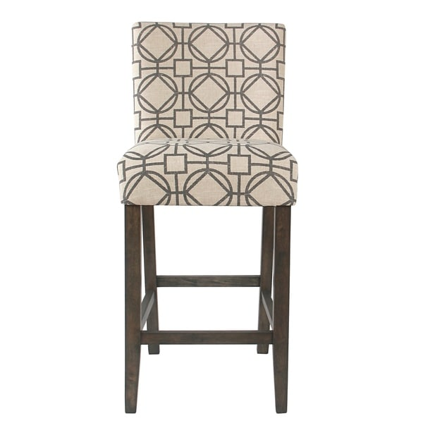 """HomePop 29"""" Parsons Barstool - 29 inches"""