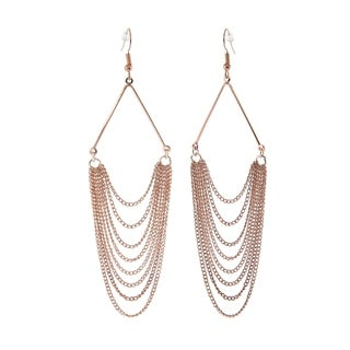 Eternally Haute Chain Drop Earrings