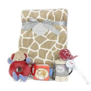 Sweetie Giraffe Deluxe Baby Gift Set