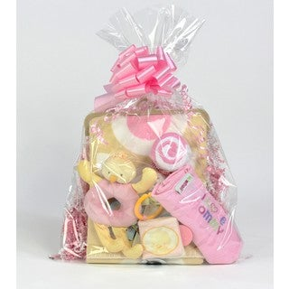 Sweetie Floral Deluxe Baby Gift Set