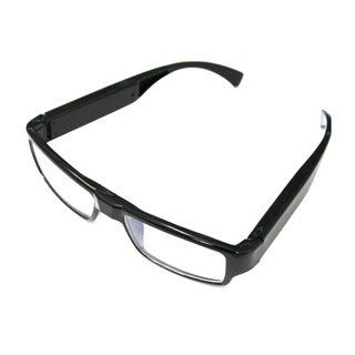 Fashionable 1280 x 960 Video Recording Pinhole Camera Spy/ Camera Glasses (As Is Item)