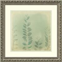 Framed Art Print 'Faded Away IV' by Jennifer Jorgensen 19 x 19-inch