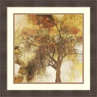Framed Art Print 'Autumn Colored II' by Irena Orlov 23 x 23-inch