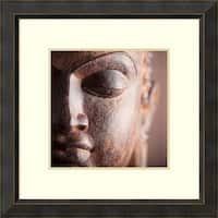 Framed Art Print 'Buddha' by PhotoINC Studio 30 x 30-inch