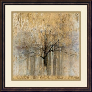 Framed Art Print 'Open Arms Gold Crop' by Avery Tillmon 22 x 22-inch