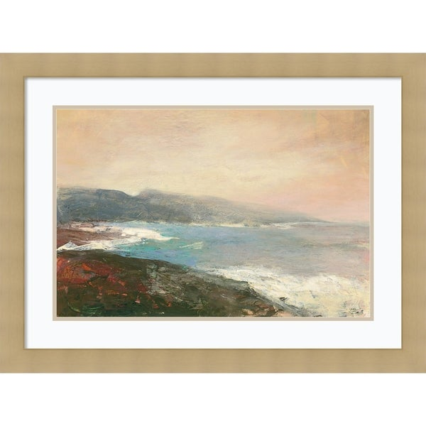 Framed Art Print 'Lands End Crop' by Julia Purinton 32 x 24-inch