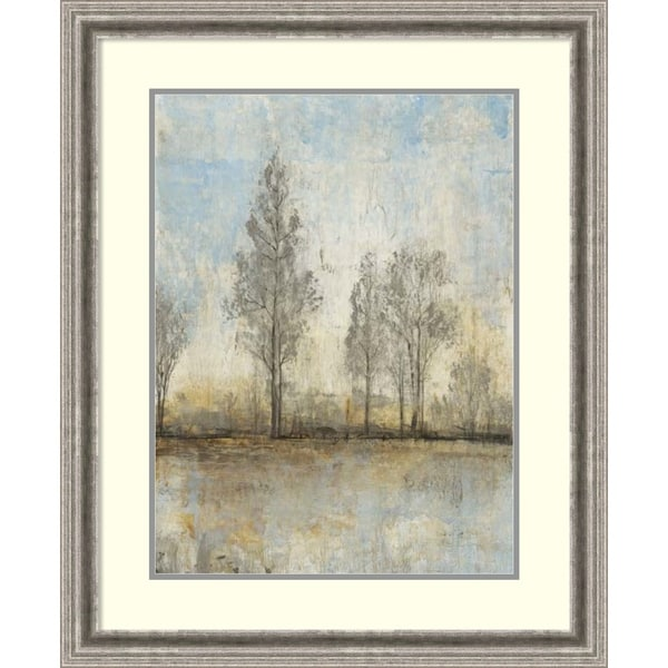 Framed Art Print \'Quiet Nature II\' by Tim O\'Toole 27 x 33-inch ...