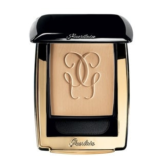 Guerlain Parure Gold Radiance Powder Foundation SPF15 31 Ambre Pale