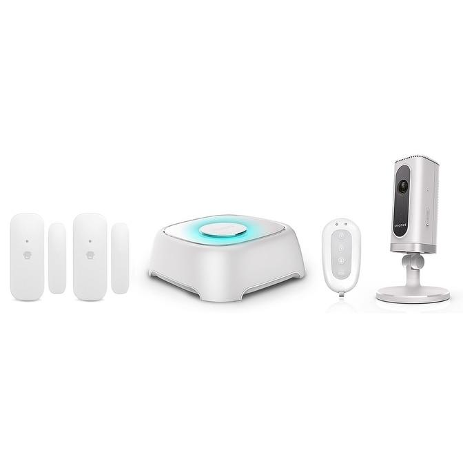 smanos W020i Wireless Security Alarm System with HD WiFi ...