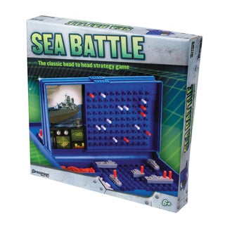 Pressman Toy Sea Battle Game