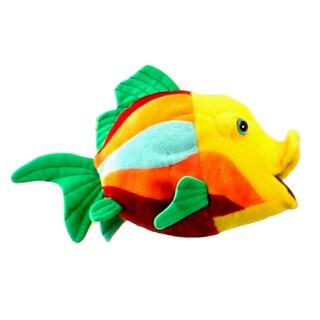Hansa 10.5 Inch Plush Fish Number 5