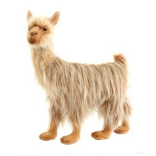 Hansa 17 Inch Plush Bull Llama
