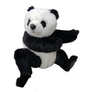 Hansa 10 Inch Plush Panda