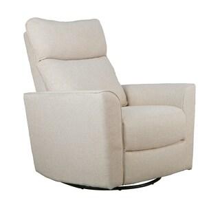 Soho Comfort Upholstered Swivel Glider