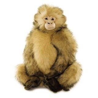 Hansa 12 Inch Plush Salem Monkey