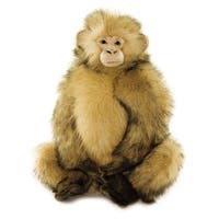 Hansa 12 Inch Plush Salem Monkey