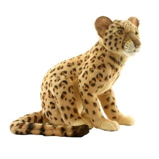 Hansa 17 Inch Plush Leopard Cub