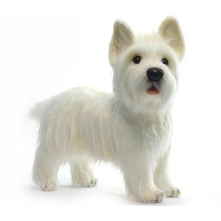 Hansa 20 Inch Plush West Highland Dog