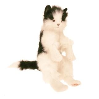 Hansa 9 Inch Plush Cuddly Cat