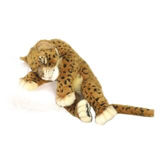Hansa 16 Inch Plush Leopard Cub