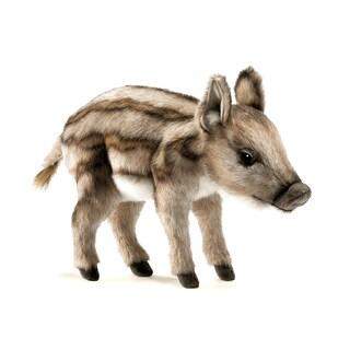 Hansa 9 Inch Plush Baby Wild Pig
