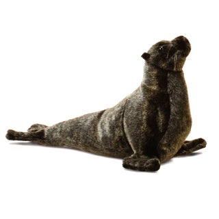 Hansa 14 Inch Plush Sea Lion Cub