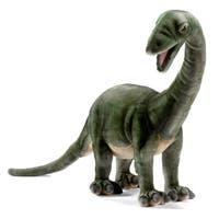 Hansa 22 Inch Plush Brontosaurus Dinosaur
