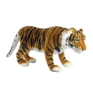 Hansa 12 Inch Plush Caspian Tiger