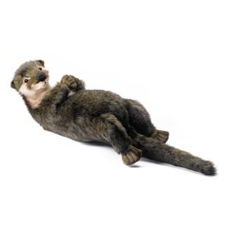 Hansa 15 Inch Plush Mama Otter