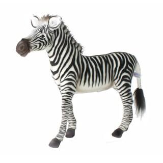 Hansa 16 Inch Plush Grevy's Zebra