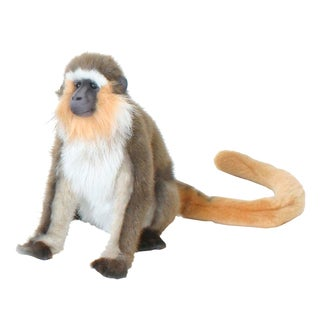 Hansa 14 Inch Plush Vervet Monkey