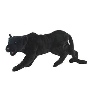 Hansa 22 Inch Plush Black Panther