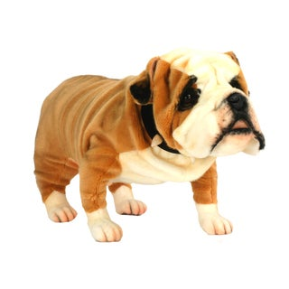 Hansa 30 Inch Plush British Bulldog